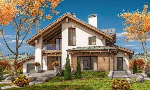 Domy drewniane kontra murowane