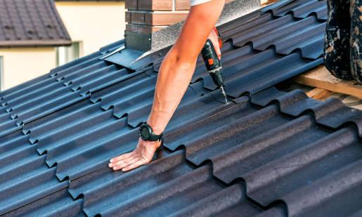 Błędy przy wykonywaniu pokrycia dachowego