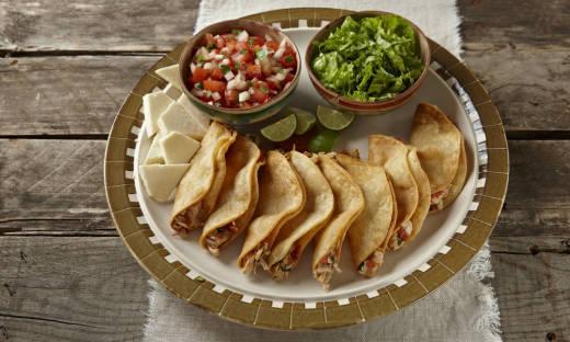 Chili con carne i inne dania kuchni meksykańskiej