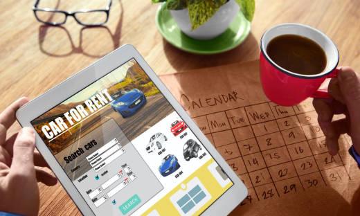 Wynajem samochodu online. Jak przebiega i jakie są zalety tego rozwiązania?