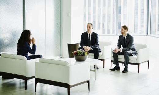 Fotele do gabinetu - dla szefa i jego gości