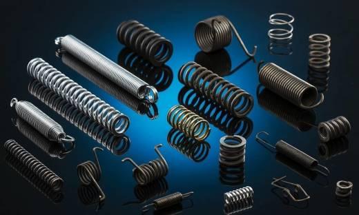 Rodzaje sprężyn przemysłowych i przykłady ich zastosowania