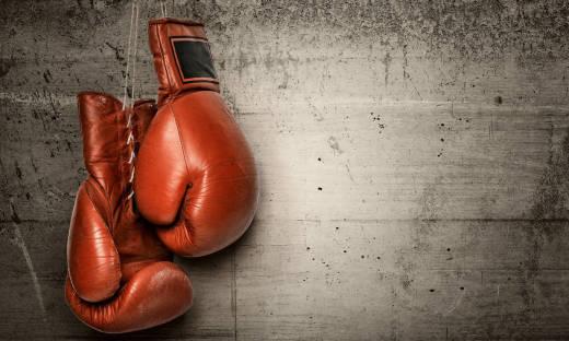 Rękawice bokserskie idealne do sparowania