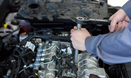 Skąd wiadomo, że turbosprężarka uległa awarii?